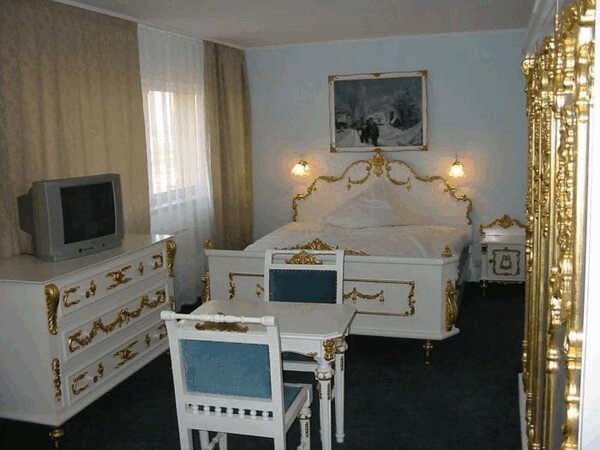Отель Moldova.