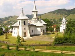 Cazare in Manastirea Humorului
