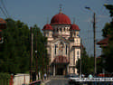 Targu Jiu - Biserica Trei Ierarhi - Calea Eroilor