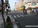 Targu Jiu - Intersectia strazii Unirii cu strada Victoriei